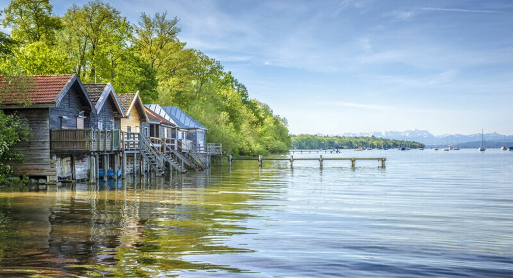 Ammersee ©magann - stock.adobe.com