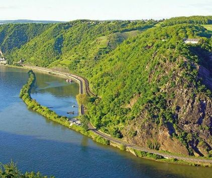 Loreley-Felsen © DOC RABE Media - Fotolia