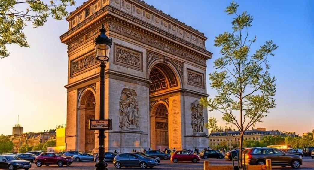 Arc de Triomphe © ekaterina_belova - stock.adobe.com