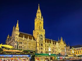 Rathaus, München © Mapics - stock.adobe.com